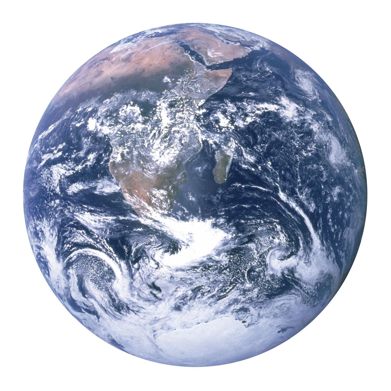 la Terre est sphérique