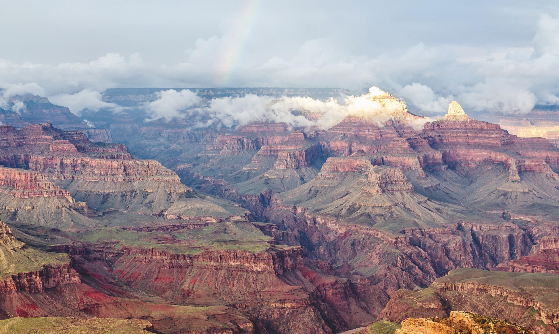 Le Grand Canyon dans le Colorado (États-Unis).