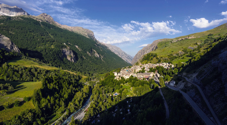 La vallée de la Haute Romanche
