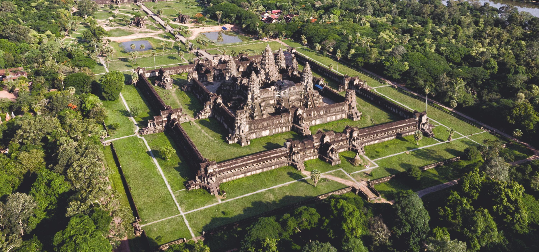 L'érosion, un danger pour les temples d'Angkor