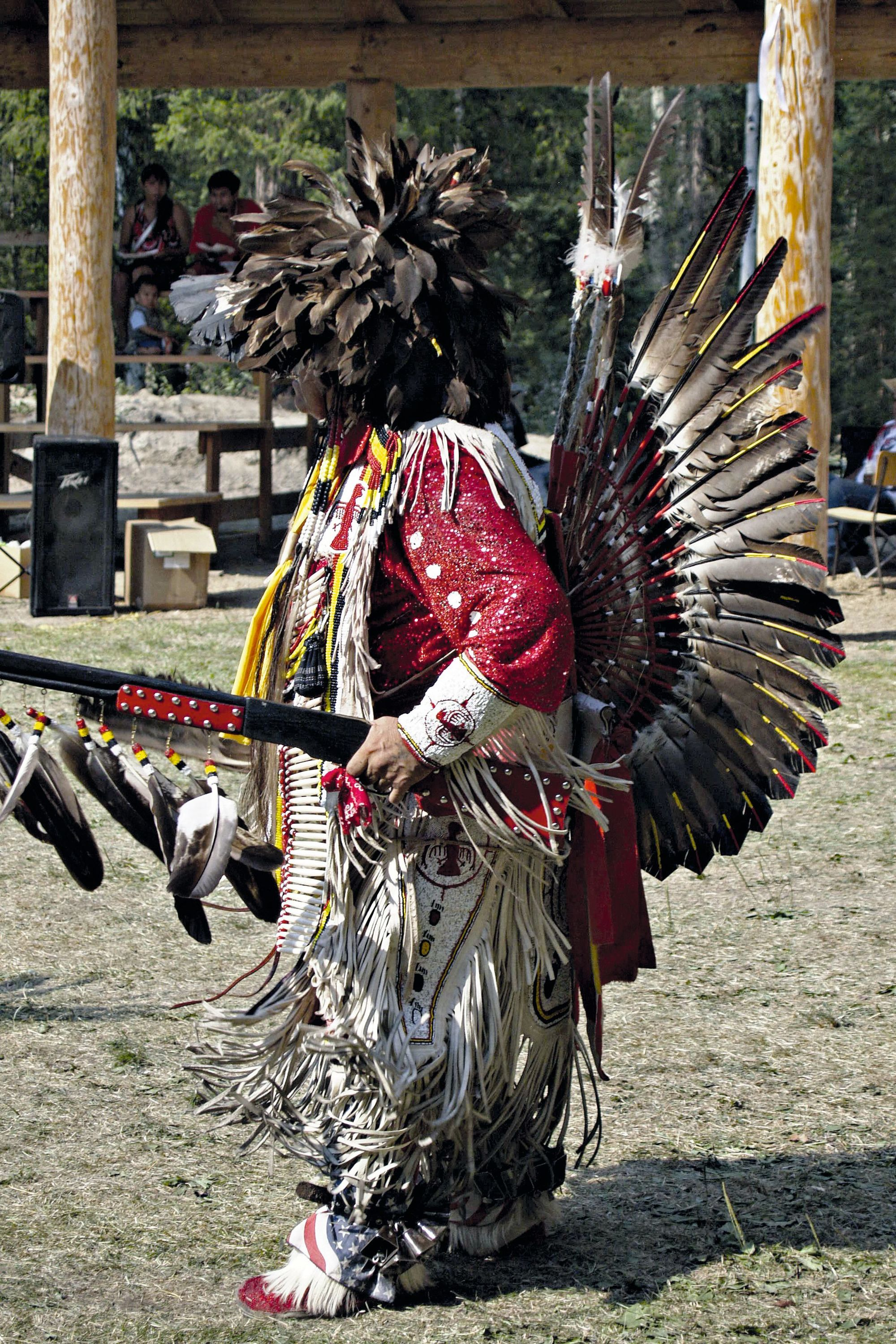 Native American Harvest Feasts are celebrated each  November, Heritage Month, since 1990.