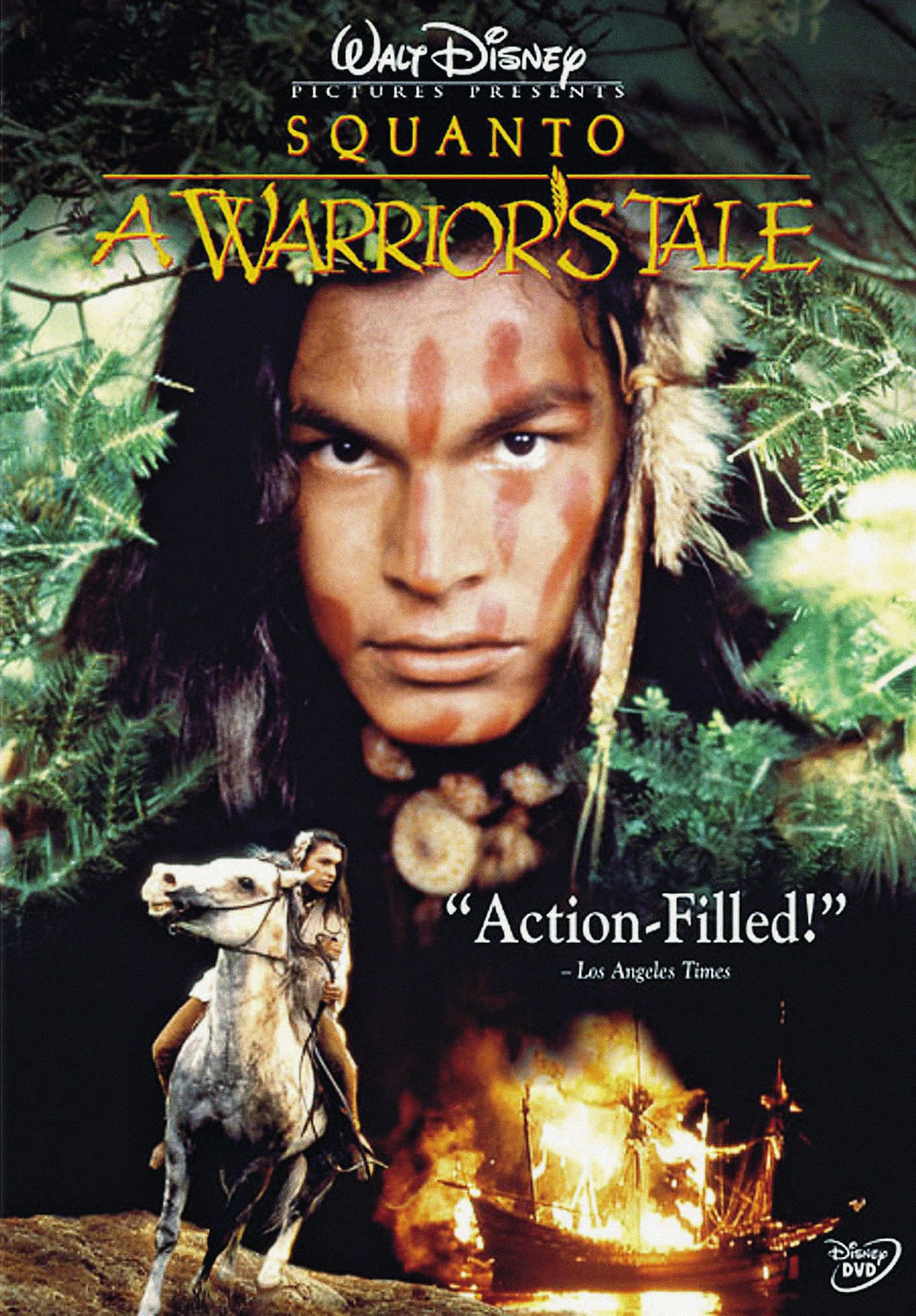 Squanto, A Warrior's Tale, by Xavier Koller and  Christopher Stoia, 1994.