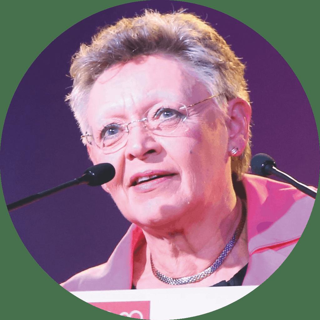 Françoise Barré-Sinoussi et la découverte du VIH