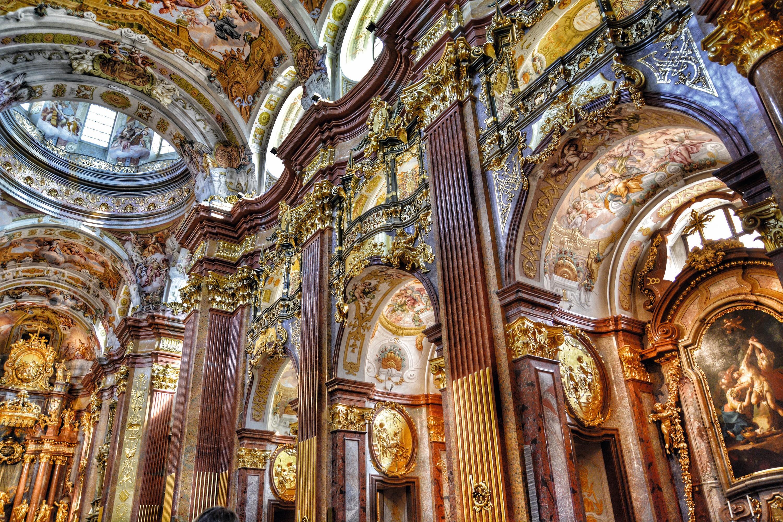 Abbaye de Melk, Autriche.