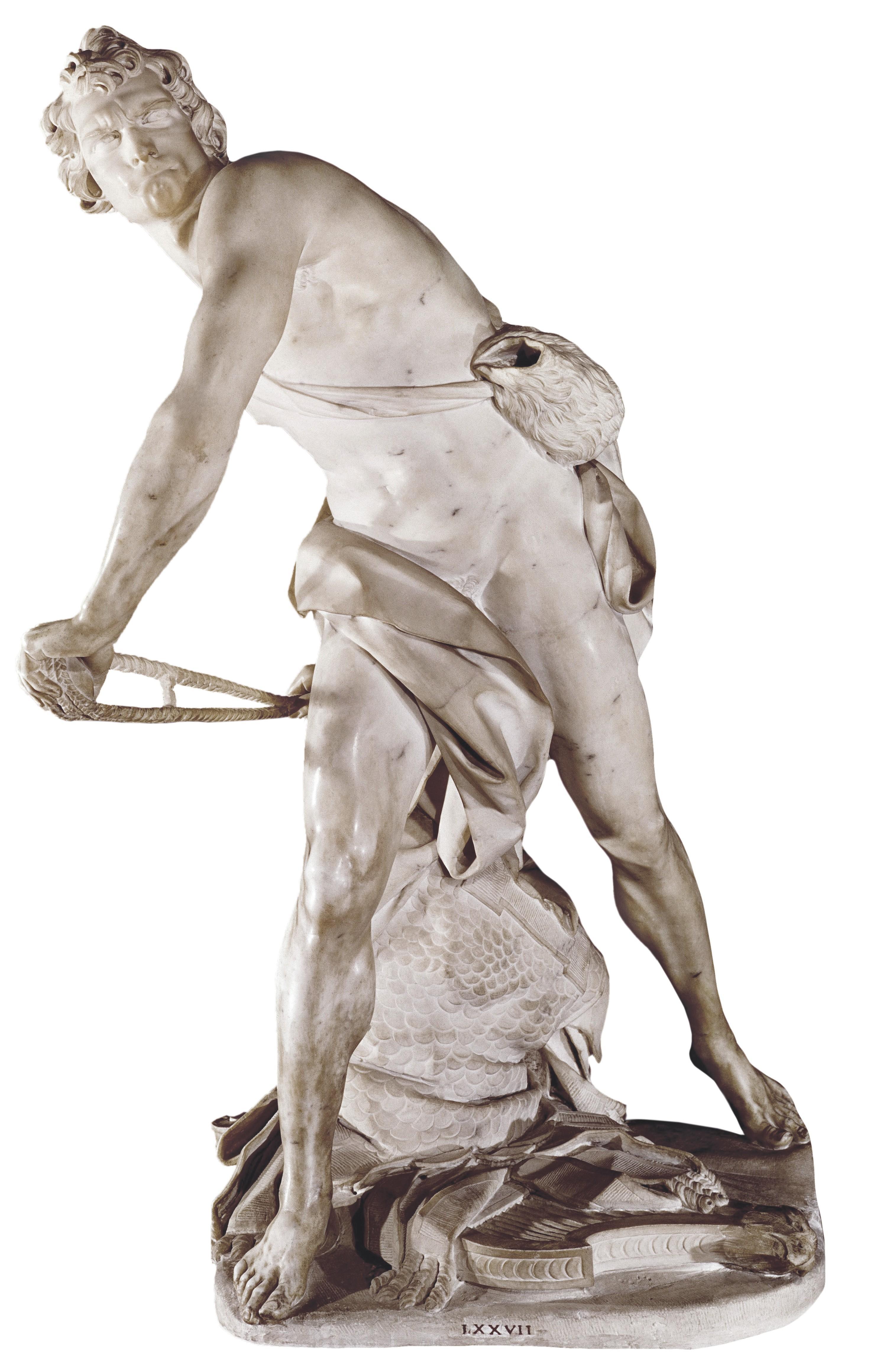 Le Bernin, David