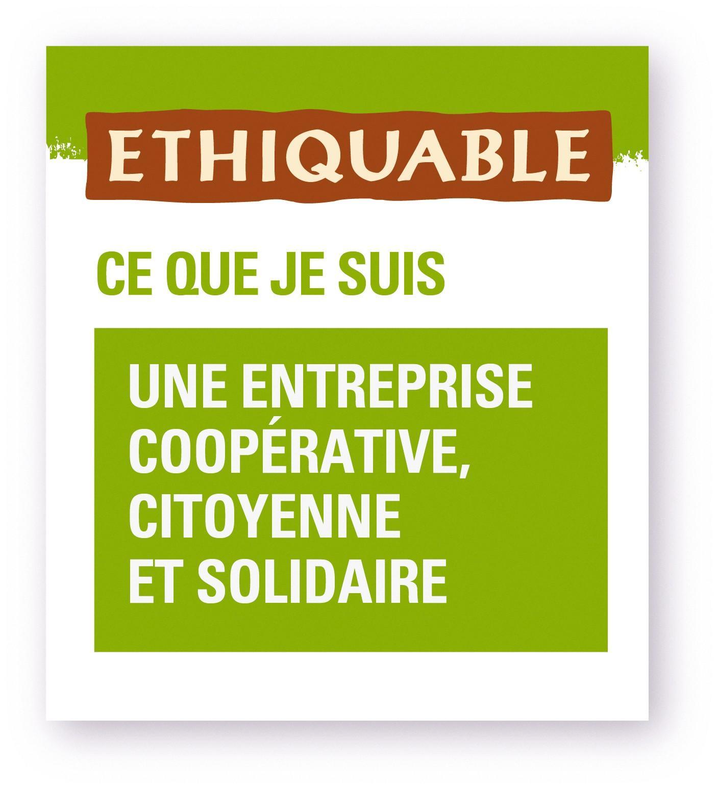 Logo d'Ethiquable