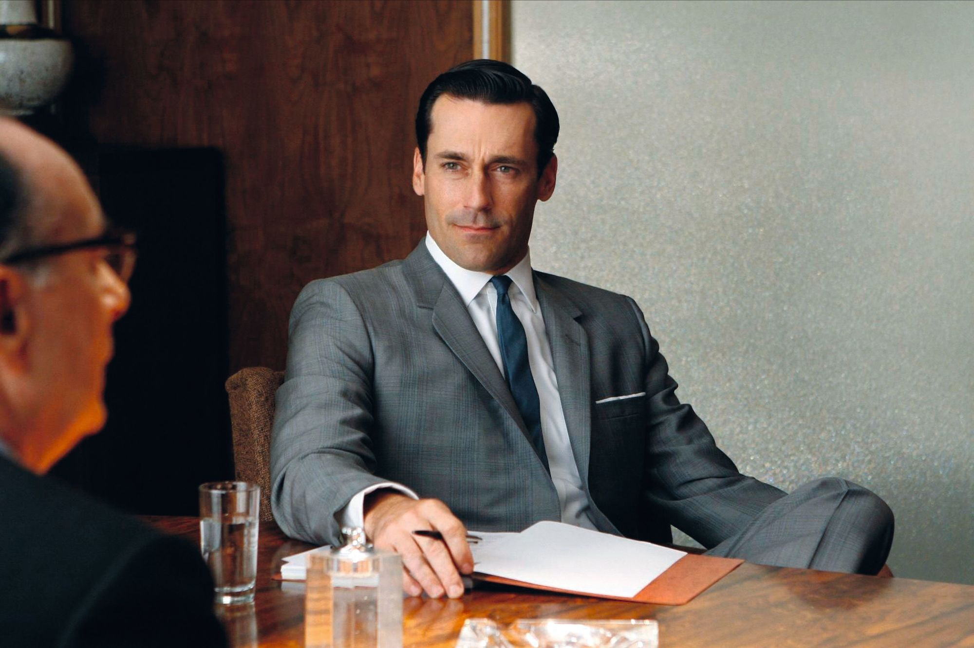 Mad Men, une série de Matthew Weiner, 2007.