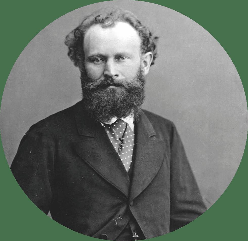 Photographie Édouard Manet