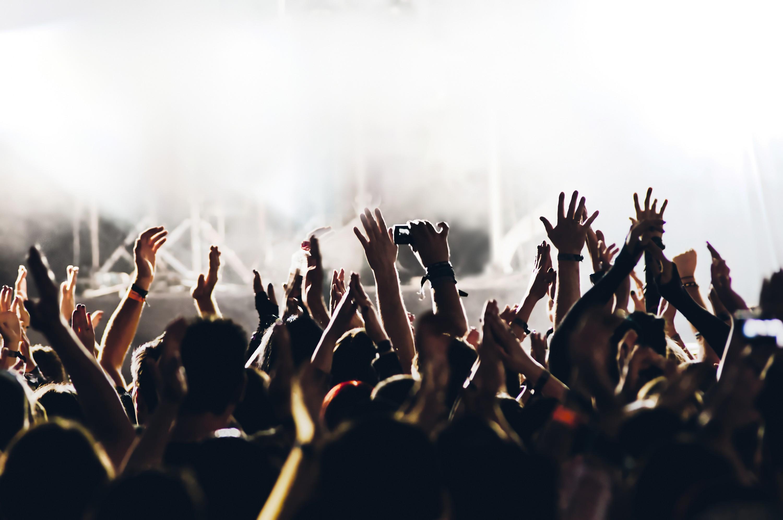 Enregistrement d'un son lors d'un concert