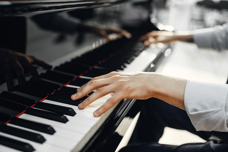 Émission d'un signal analogique : le piano