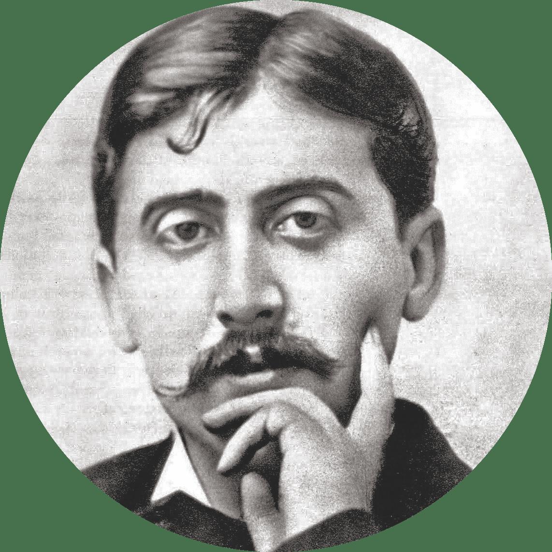 photographie portrait Marcel Proust
