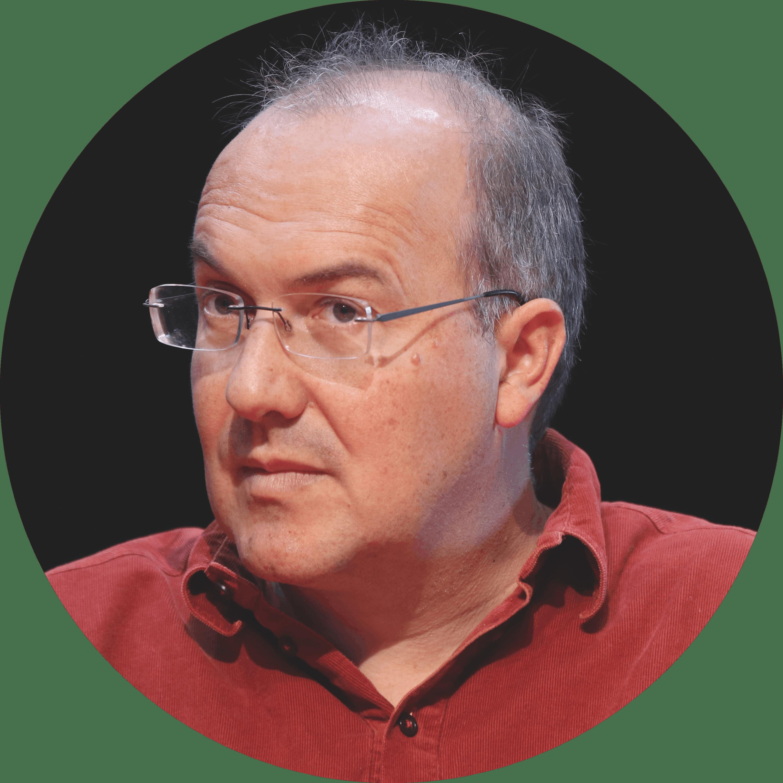 photo portrait Alain Damasio