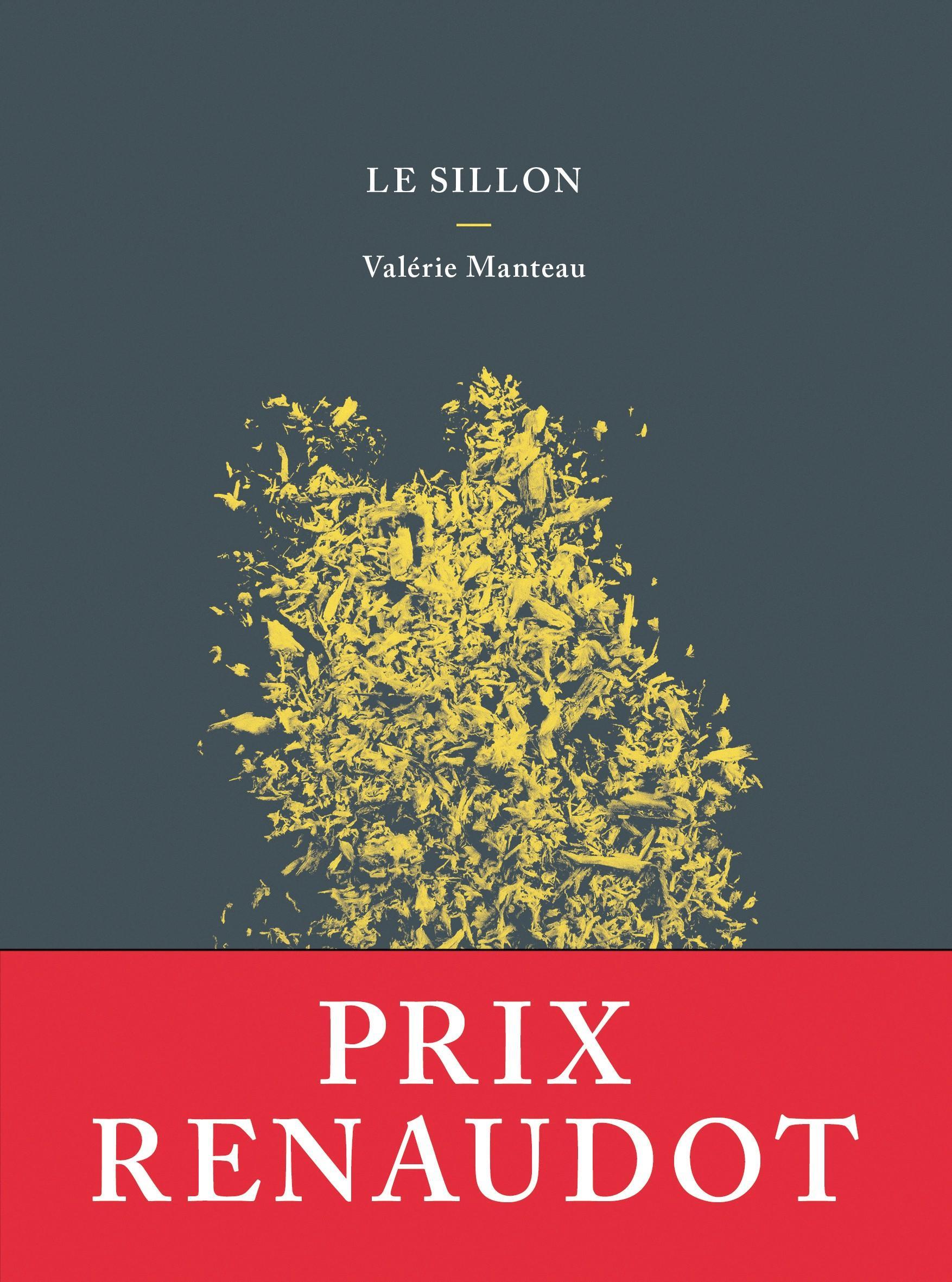 Valérie Manteau, Le Sillon, 2018, Le Tripode.