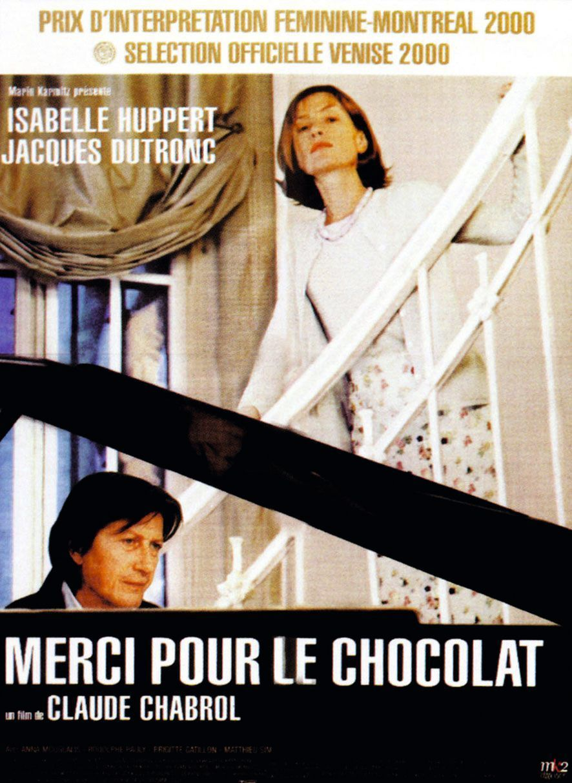 Merci pour le chocolat Claude Chabrol