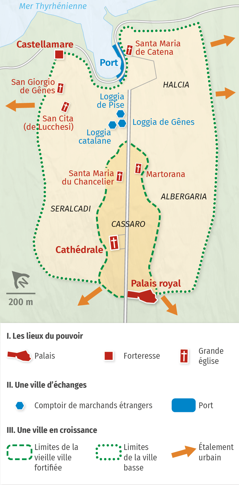 carte Palerme