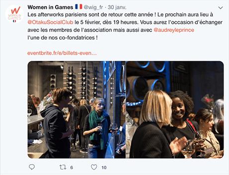 Association Women in Games