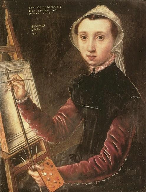 Catharina van Hemessen