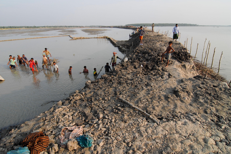 Les actions face aux inondations