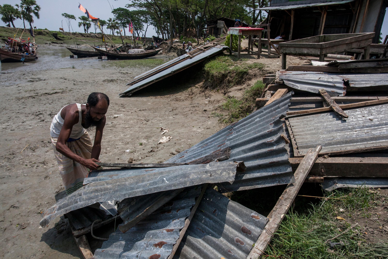 Reconstruire après le cyclone Roanu (2016)