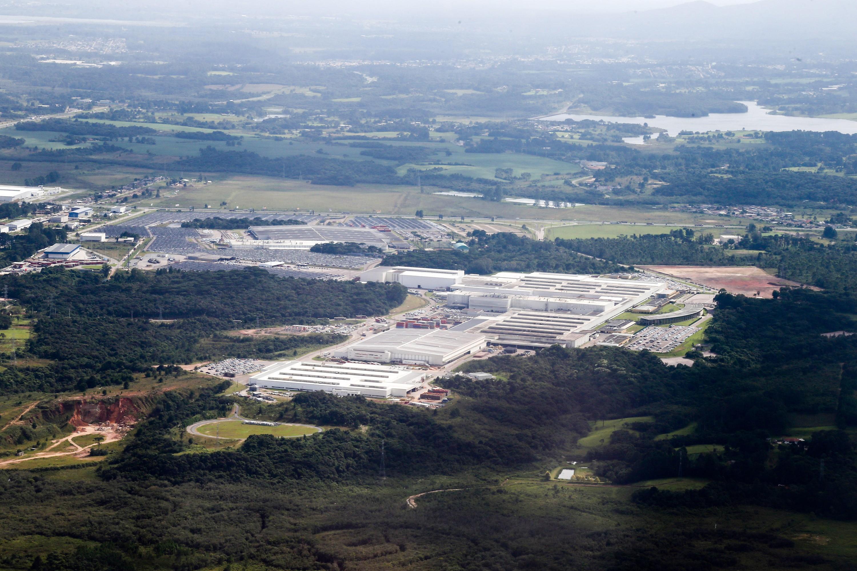 Renault développe ses activités au Brésil dans l'usine de Curitiba
