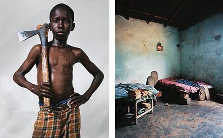 Lamine, 12 ans, Sénégal