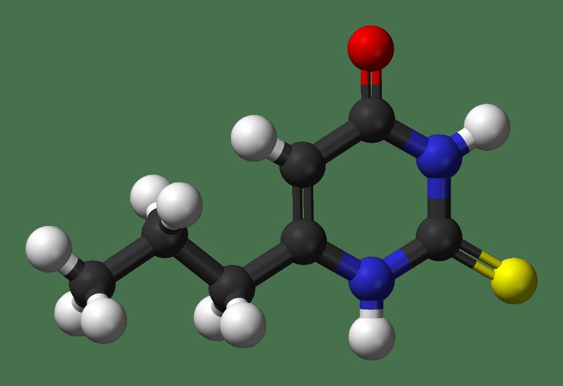 Molécule du brocoli