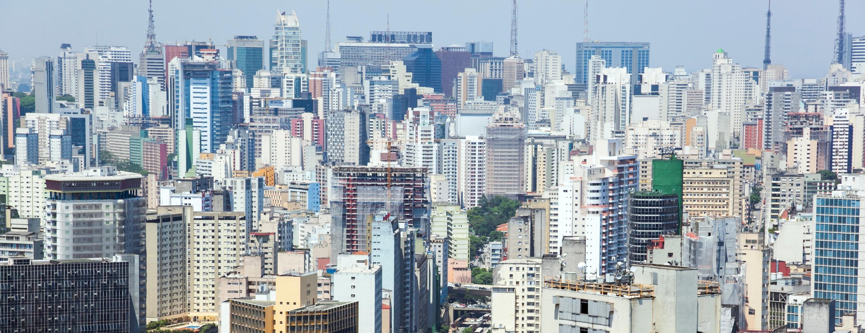 La skyline de São Paulo