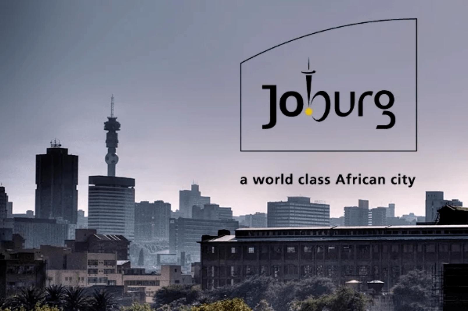 Publicité Johannesburg